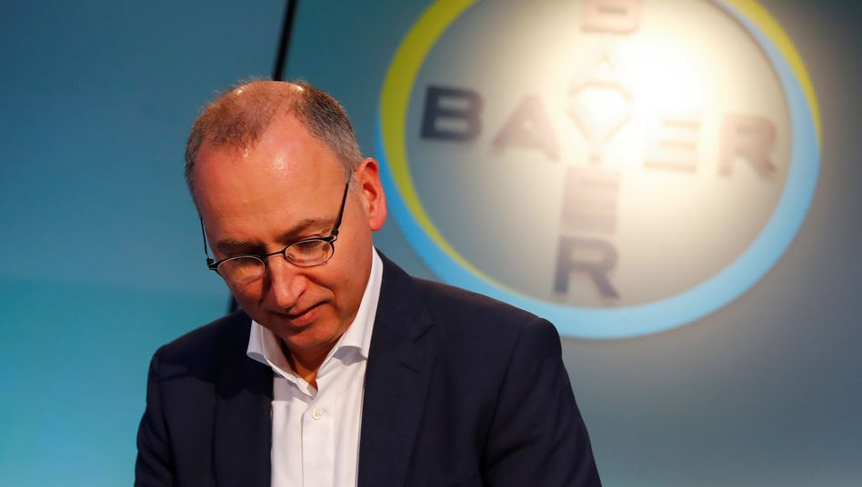 Konzernchef Werner Baumann
