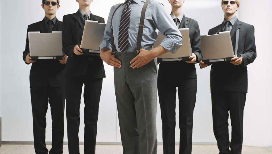 """Der Status """"leitend"""" kann nicht einseitig vom Arbeitgeber festgelegt werden"""