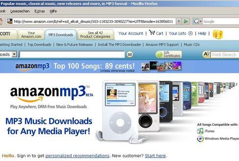 Künftig mehr Hörbücher: Amazon kauft Audible und stärkt das Downloadgeschäft