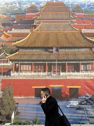 Milliardenmarkt Mobilfunk: China setzt auf einen eigenen Übertragungsstandard