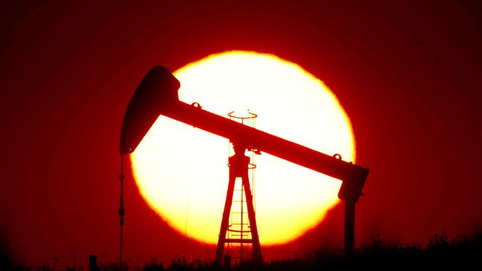 Erhöhter Pumpbedarf: Die weltweite Ölförderung soll demnächst wieder leicht steigen