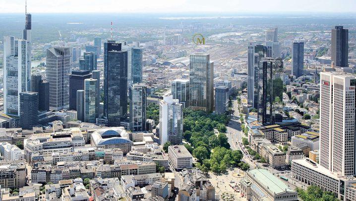 Marienturm: Die neue Heimat von Goldman Sachs