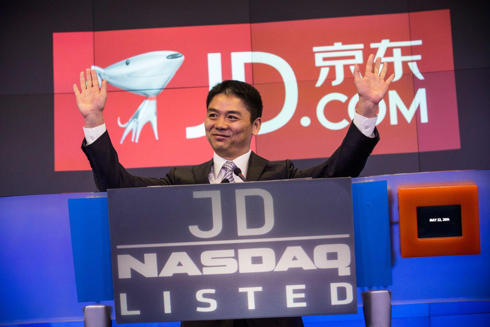 jd.com / Nasdaq