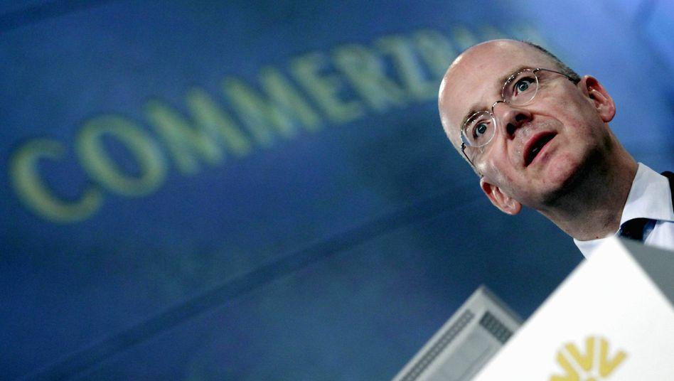 """Commerzbank-Chef Blessing: """"Wir haben doch gesagt, wir werden das aus eigener Kraft schaffen"""""""