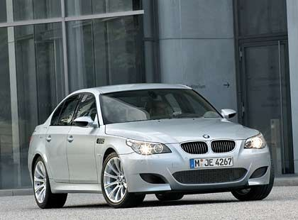 BMW M5: Drosselung bei Tempo 250
