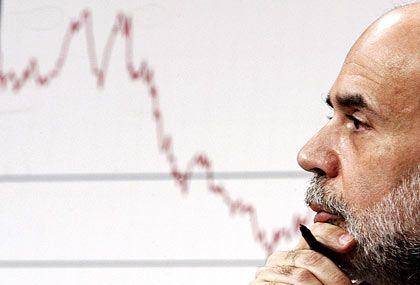 Spielraum ist kleiner geworden: Fed-Chef Ben Bernanke
