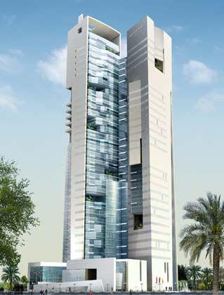 """Wunschvorstellung: Das Hotel """"Maritim Dubailand"""" (hier eine Illustration) hätte eigentlich vor einigen Wochen schon eröffnet werden sollen"""
