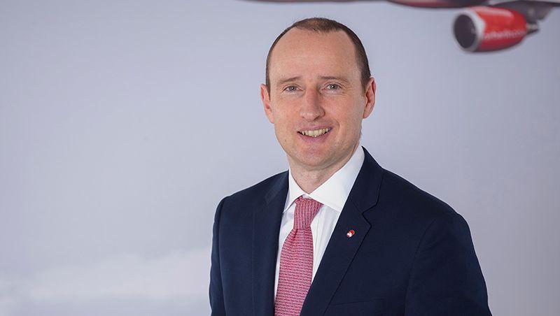Steigt auf: Arnd Schwierholz wird Finanzchef bei Deutschlands zweitgrößter Fluggesellschaft