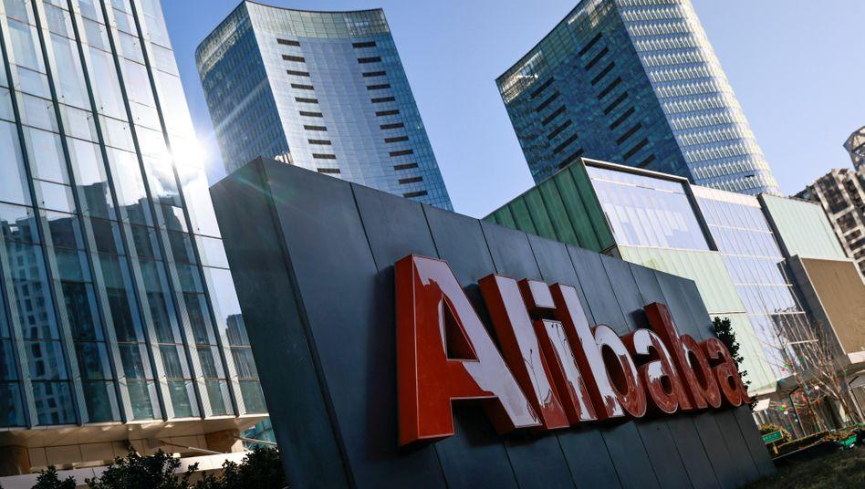 """""""Sind froh, die Angelegenheit hinter uns lassen können"""": Chinas Online-Handelsriese Alibaba geht mit der Rekordstrafe entspannt um"""