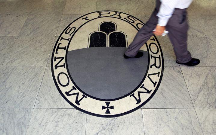 Auch ein riskanter Derivate-Handel brachte die italienische Bank Monte Paschi in Bedrängnis