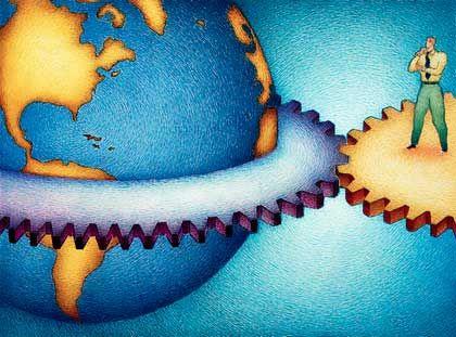 Neuer Anlauf: Im vergangenen Jahr waren die Gespräche zur weiteren Liberalisierung des Welthandels aufgegeben worden