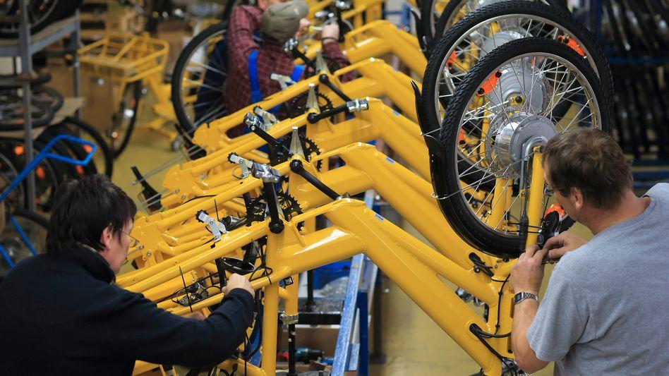 Fahrräder für Briefzusteller: Hersteller Mifa hat Insolvenz beantragt