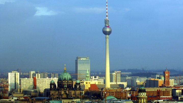 Start-Ups: Deutschlands Gründerszene