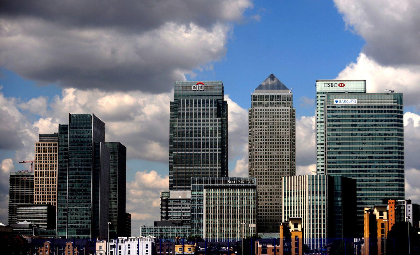 Aufschrei in Londons «City» über Bonisteuer