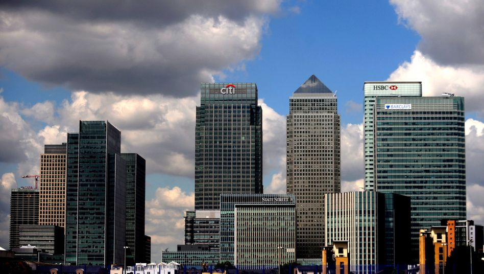 Finanzdistrikt London: Ort krimineller Zinsmanipulationen