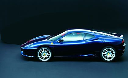 Ferrari Challenge Stradale Grundpreis: 165.000 Euro Leistung: 317 kW/425 PS Spitze: 300 km/h Beschleunigung: 4,1 Sek. von 0 auf 100 km/h