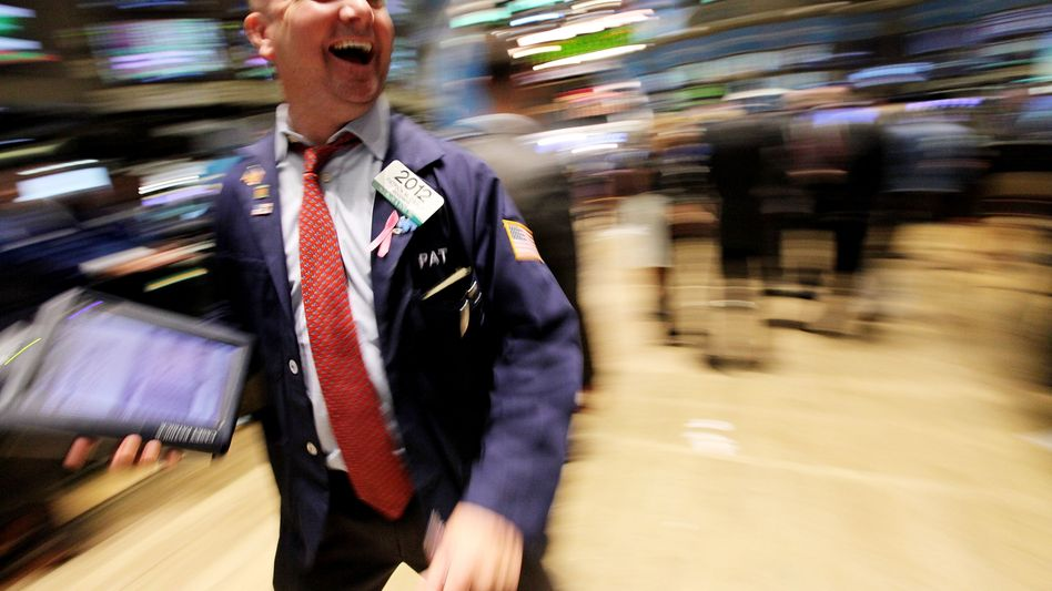 Schnelles Geschäft: Binnen weniger Tage explodierte der Kurs der Cynk-Aktie geradezu, kauften immer mehr Investoren in der Hoffnung auf schnelle Kursgewinne das Papier. Jetzt ist die Aktie nur noch ein Schatten ihrer selbst