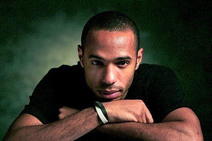 Thierry Henry: Der Franzose kickt erfolgreich für Arsenal London