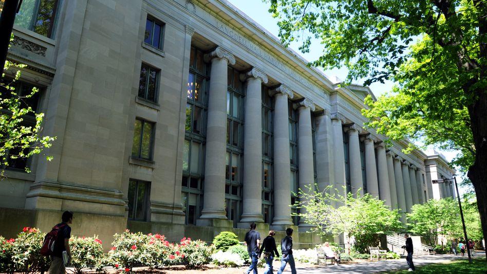 Harvard Law School: Der Inbegriff der Elite - aber nicht beim Geldverdienen