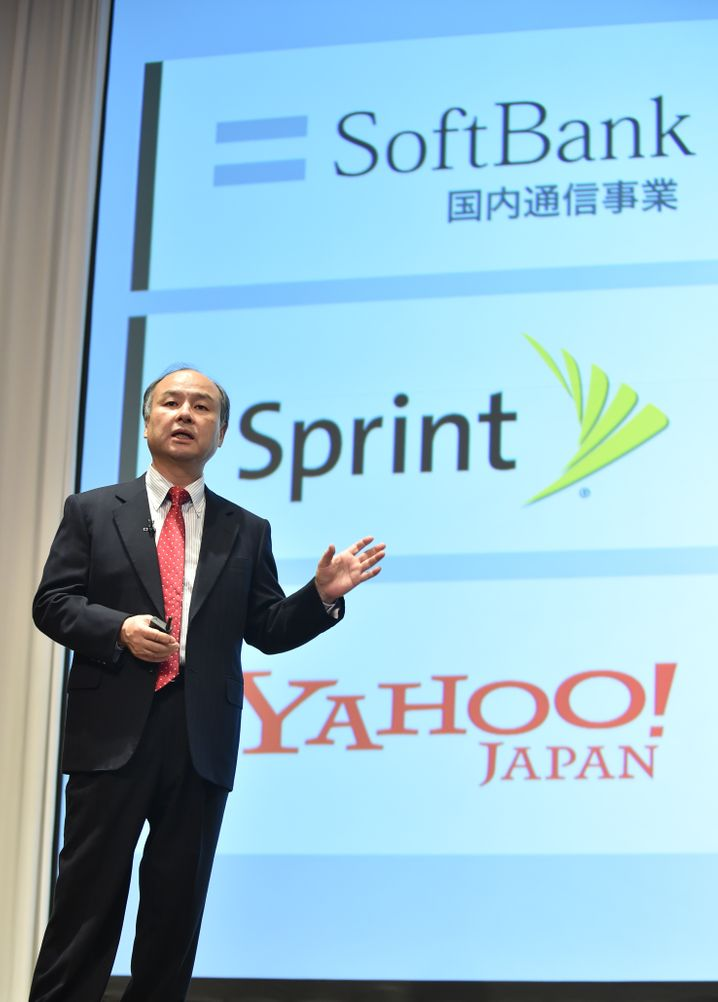 SoftBank Chef Masayoshi Son: Gespräche über eine Fusion von Sprint und T-Mobile sind bislang stets gescheitert