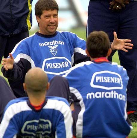 Wir haben nichts zu verlieren: Nationaltrainer Hernan Dario Gomez