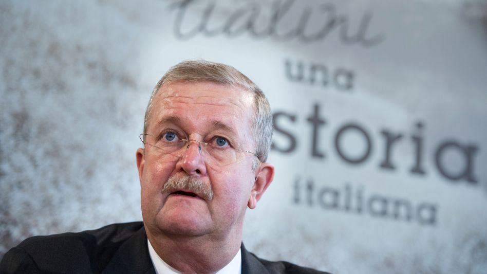 Ex-Porsche-Chef Wiedeking (2013): 100-Millionen-Euro-Marke durchbrochen
