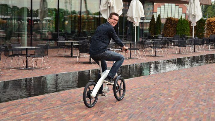 E-Bike ohne Kette: Mando Footloose im Fahrtest