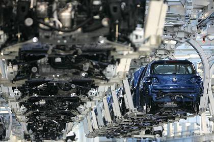 Leidet die Autoindustrie, leidet das Land: Das Rekordminus in der Branche wirkt sich auf die gesamte deutsche Industrie aus