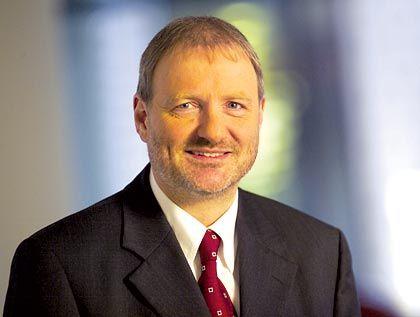 Neuer Job: Noch-Balda-Finanzchef Volker Brinkmann