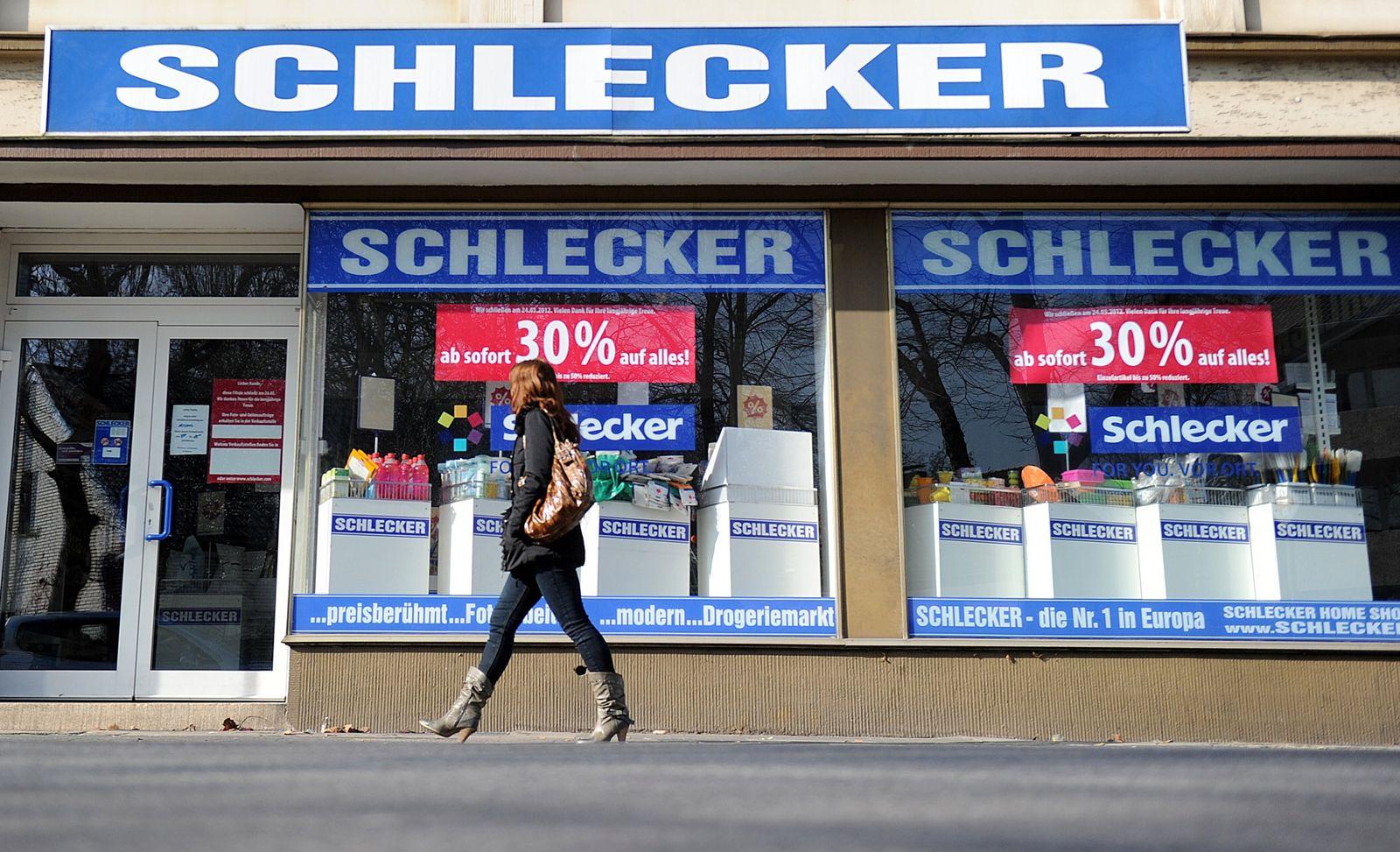 Schlecker / Rabatt