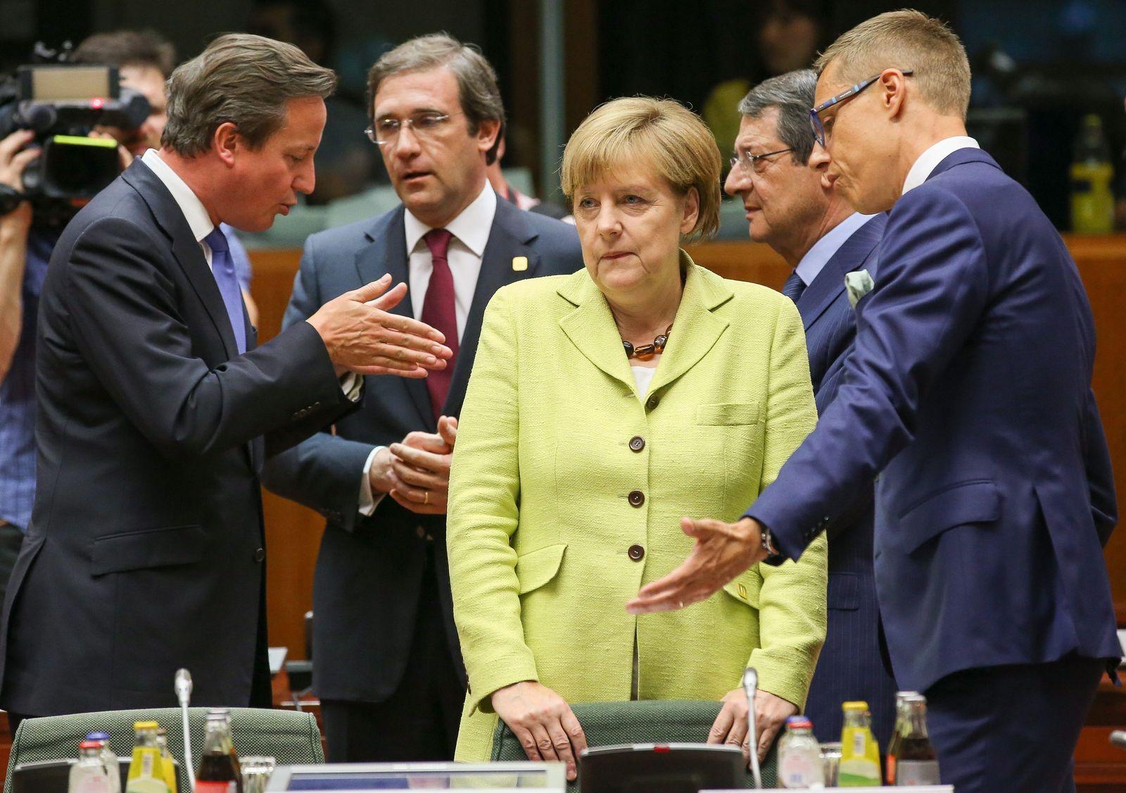 Merkel Eu-Gipfel