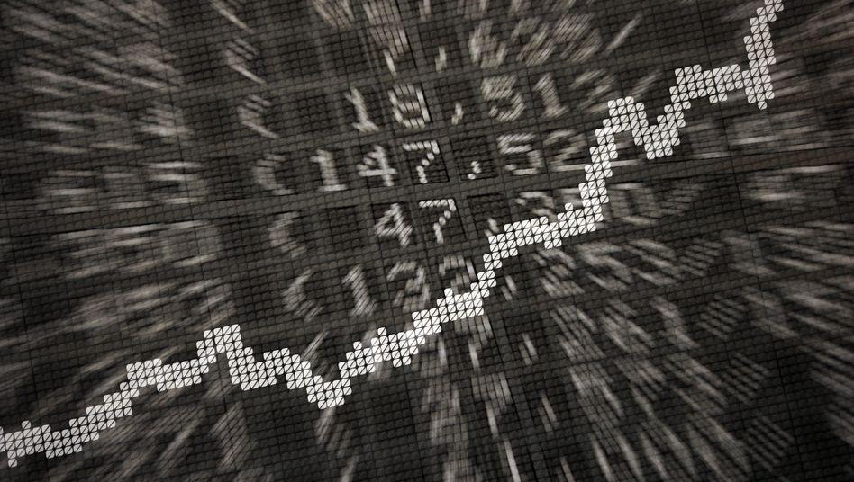 Anleger in Kauflaune: Japans Zentralbank sorgt für eine Kursrally auch in Frankfurt