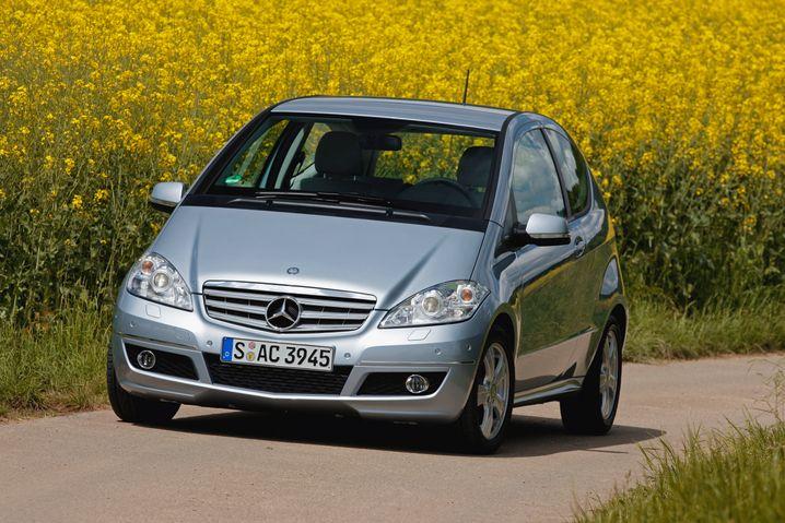 Mercedes A-Klasse: Hohe Rabatte für das Auslaufmodell