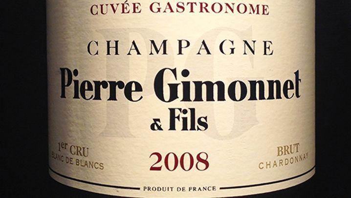 Champagnertest: Die Blancs de blancs