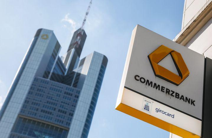 Commerzbank: Finanzaktien sind derzeit nicht wirklich beliebt