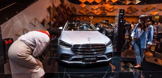 Daimler: Gewinn springt im ersten Quartal, Marge im Pkw-Geschäft über 10 Prozent