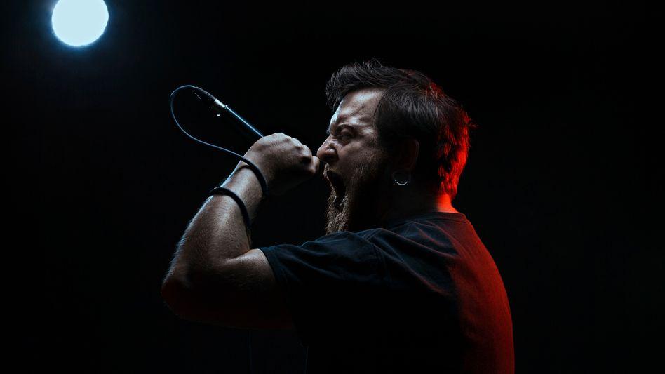 So hätte Nico Rose vielleicht auf der Bühne aussehen können: Statt Musiker ist er aber Professor für Wirtschaftspsychologie geworden.