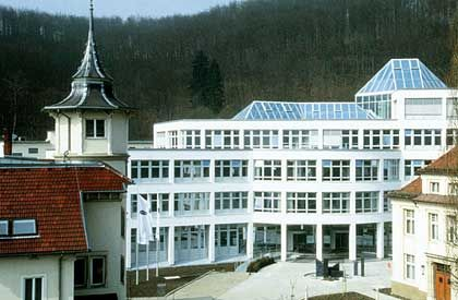 Unruheherd: Zentrale der Paul Hartmann AG in Heidenheim