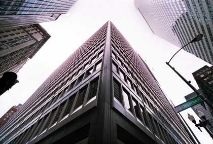 Andersen-Zentrale in Chicago