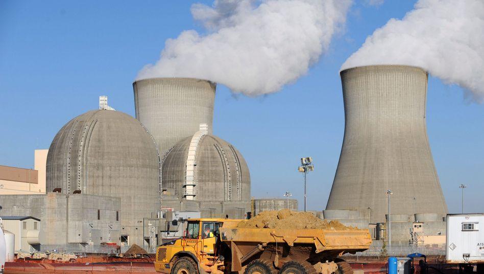 Teures Abenteuer: US-Kernkraftwerk Vogtle in Georgia mit Westinghouse-Reaktoren und Dauerbaustelle