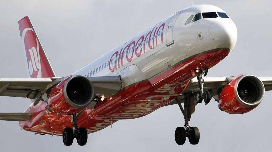 Insolvenz: Air Berlin zahlt Staatskredit zurück, andere Gläubiger gehen bisher leer aus