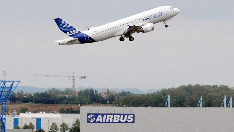 A320Neo-Familie: Mit den neuen Motoren können Fluggesellschaften laut Airbus bis zu 15 Prozent ihrer Treibstoffkosten sparen