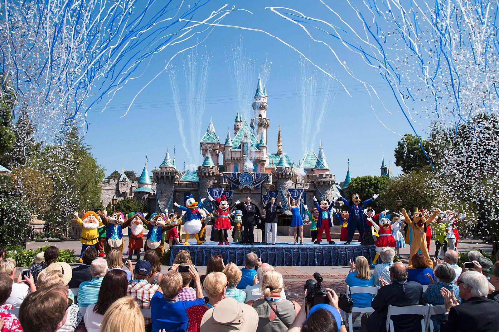 Disney will Vergnügungsparks in Kalifornien wiedereröffnen