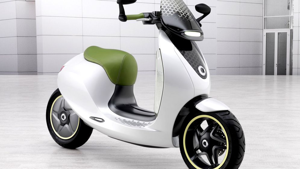E-Roller von Smart und Mini: Mobilität im Kleinformat