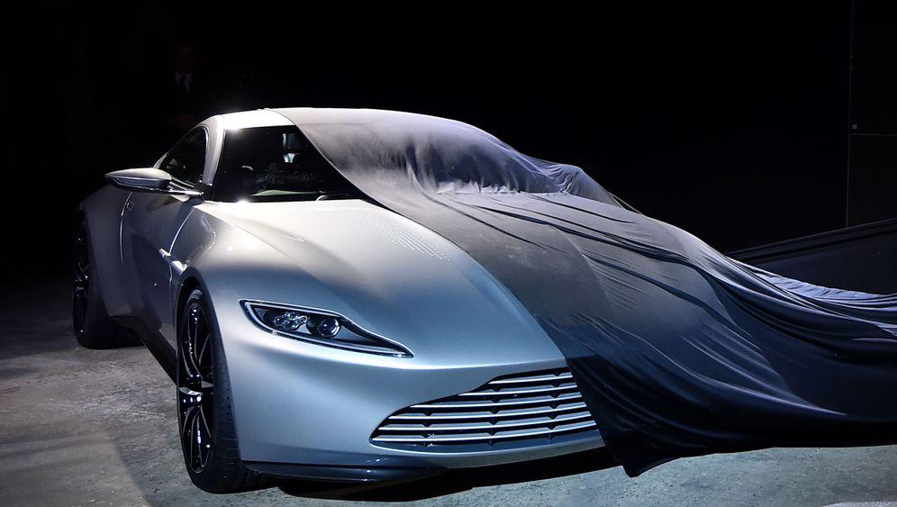 Neues Bond-Mobil: Aston Martin für 007