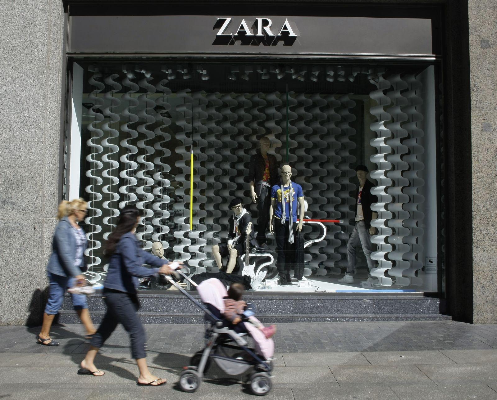 Zara / Modeketten / Modemarken