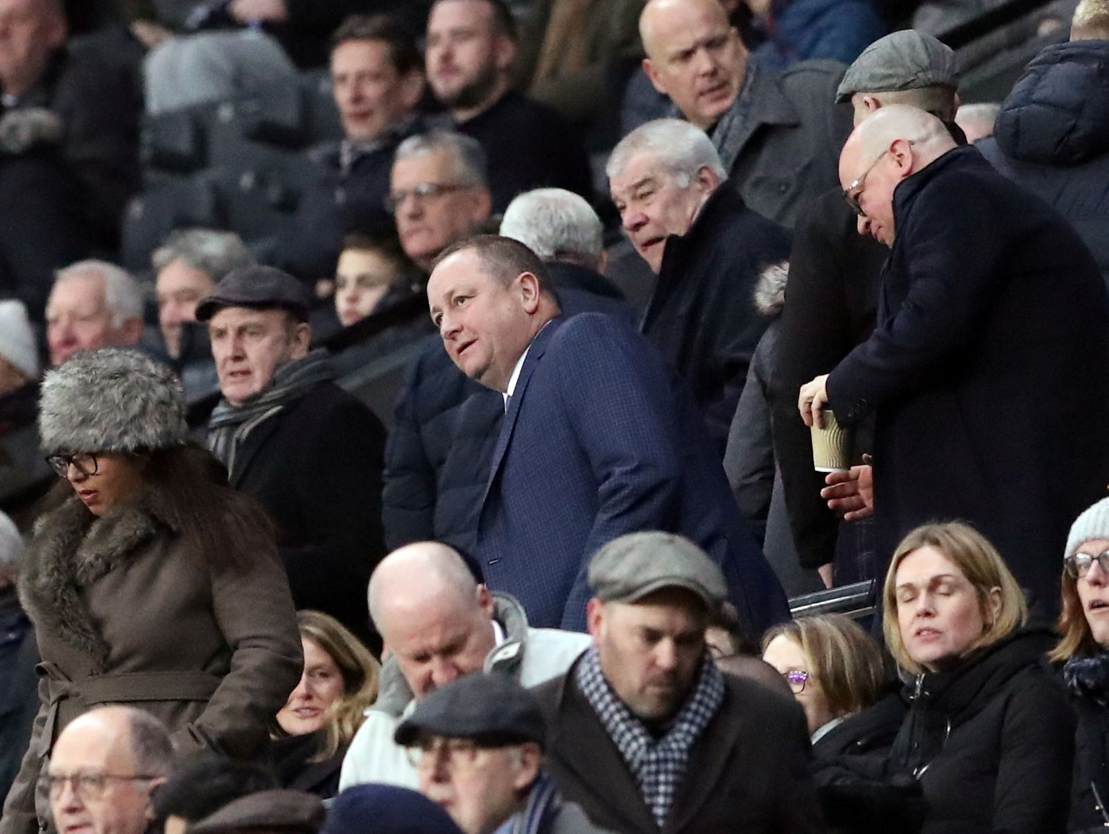 FA Cup Third Round Replay - Newcastle United v Rochdale