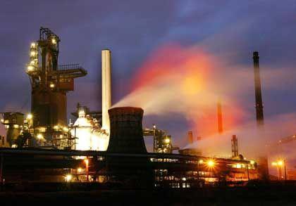 Deutsche Industrie: Für Kapitalgesellschaften und GmbHs soll die Steuerlast sinken