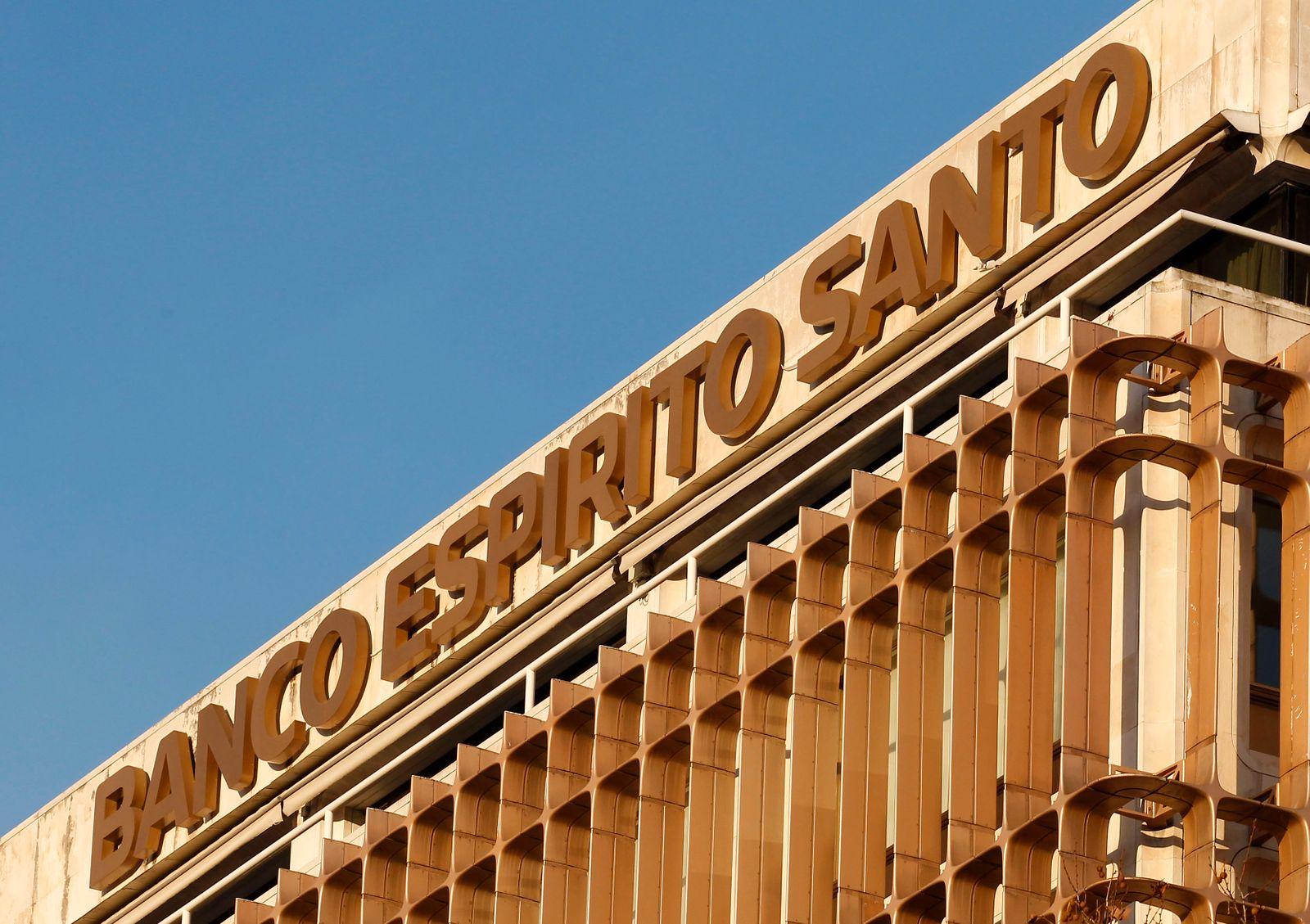 Banco Espirito Santo / HQ Lissabon