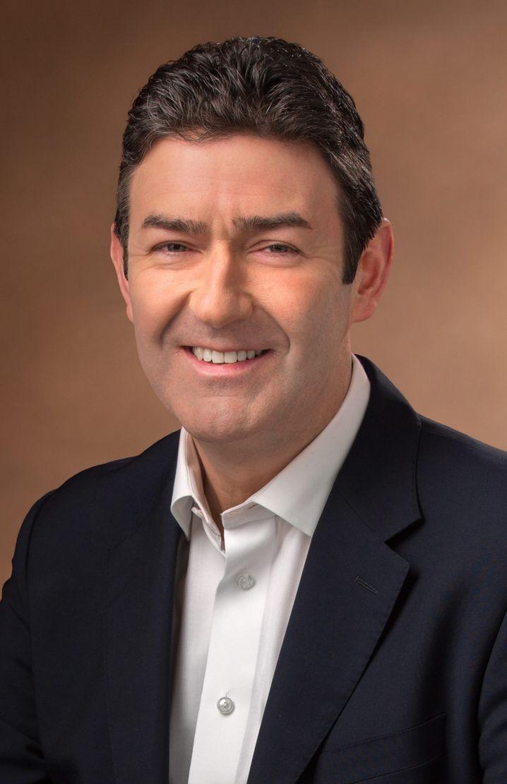 Ruder herumgerissen: McDonald's-CEO Steve Easterbrook